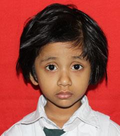 Happy Birthday Namasvi Singh